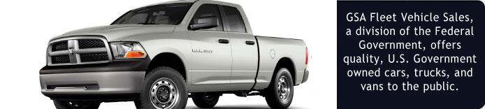 Gsa Auto Auction >> Gsa Fleet Vehicle Sales